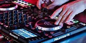 Donde comprar mesa de mezcla Numark party