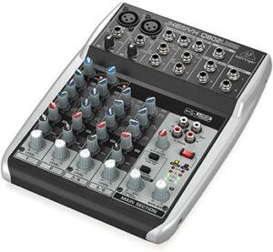 Review de mesa de mezclas Behringer Xenyx Q802USB precios, opiniones y más