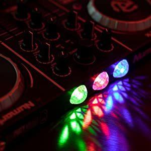 Luces de mezclas de Numark Party Mix opinión