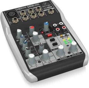 Opiniones de mesa de mezclas Behringer Xenyx Q502USB precios, opiniones y más