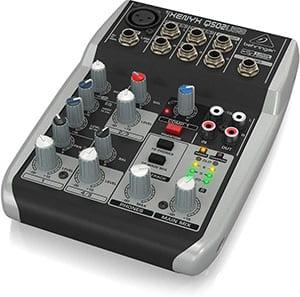 Precio de mesa de mezclas Behringer Xenyx Q502USB precios, opiniones y más