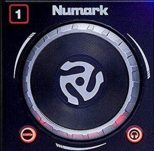 Jog de mezclas de Numark Party Mix opinión
