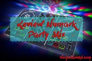 Review de mesa de mezclas Numark Party Mix precios, opiniones y más