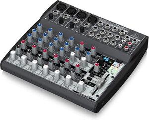 Review, precio y opiniones de mesa de mezclas behringer xenyx 1202fx