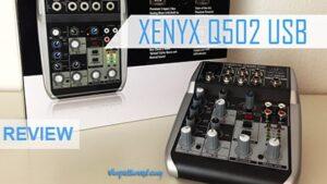 Reseña de mesa de mezclas Behringer Xenyx Q502USB precios, opiniones y más