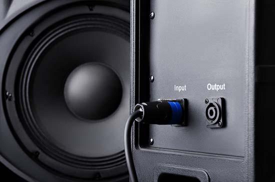 Altavoces DJ