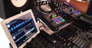 Compartiva de los mejores controladores de dj para ipad