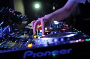 Controlador DJs