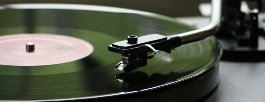 turntable, vinyl, sound
