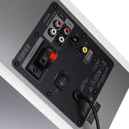 opciones de entrada monitor edifier r1280db