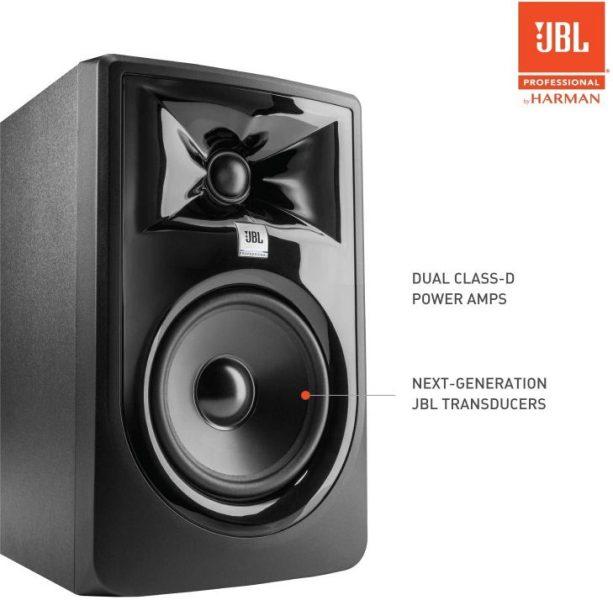 Caracteristicas JBL 305P MK2