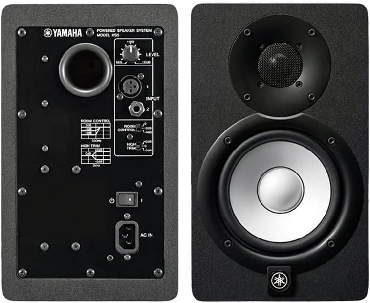 Calidad de construcción Yamaha hs5