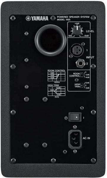 Tipo de conexión Yamaha hs5